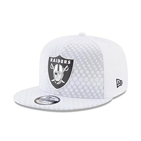 New Era - Gorra NFL Oakland Raiders 2017 on field 9 FIFTY Snapback ...