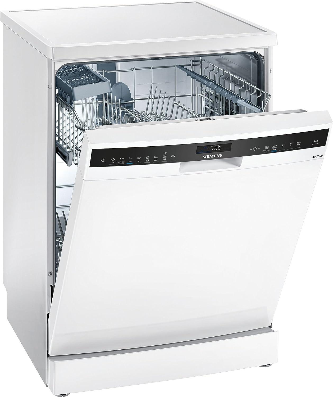 Siemens iQ500 SN258W02IE lavavajilla Independiente 13 cubiertos A ...