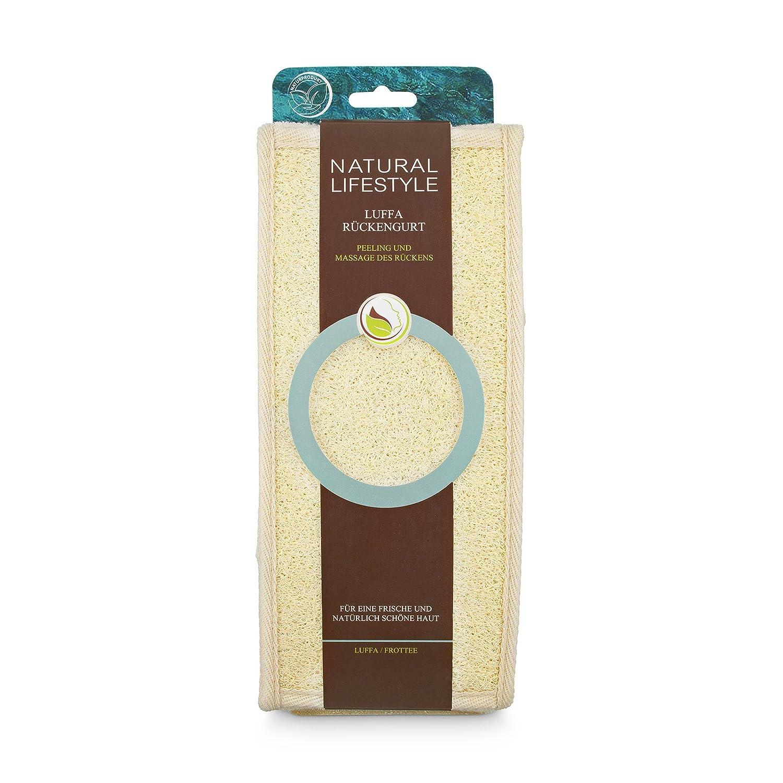 Luffa per schiena–Peeling e massaggio lombare Nature & Life GmbH