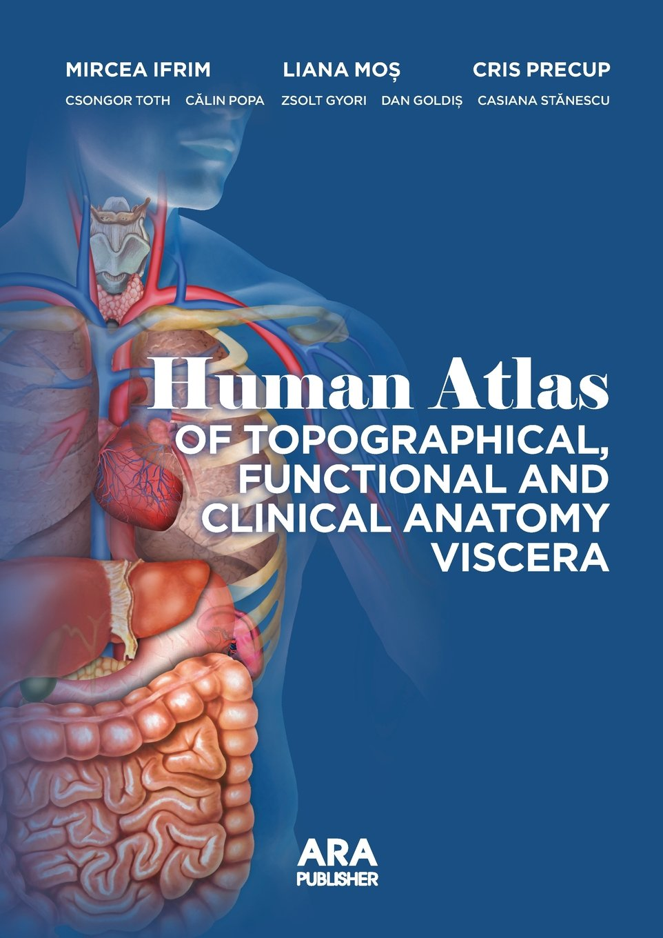 HUMAN ATLAS OF TOPOGRAPHICAL, FUNCTIONAL AND CLINICAL ANATOMY ...