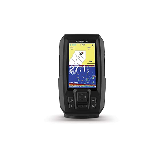Garmin Striker Plus 4 with Dual-Beam transducer, 010-01870-00 on