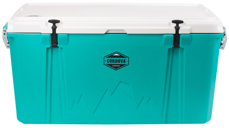 Cordova Coolers 100 Large Cooler - Aqua by Cordova Coolers