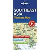 Lonely Planet Southeast Asia Planning Map (Planning Maps)