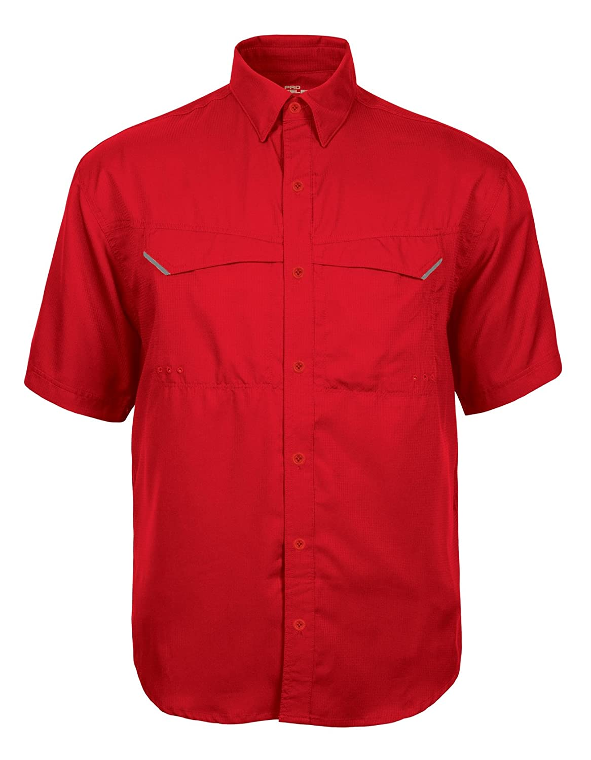 Pro Celebrity Mens Pro Fishing Outdoor Button-Down Shirt