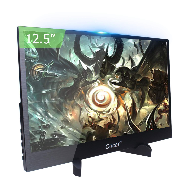 Monitor Portatil USB-C 12.5 1920x1080 IPS HDMI COCAR