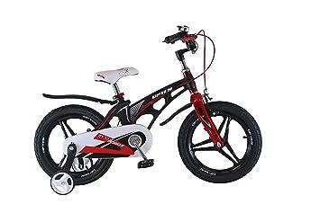f41cf7606e3 Upten Robot 12 inch Alloy children bicycle kids bike cycle (Black ...
