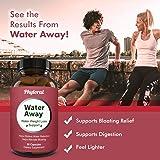Water Away Diuretic Pills - Natural Water Weight