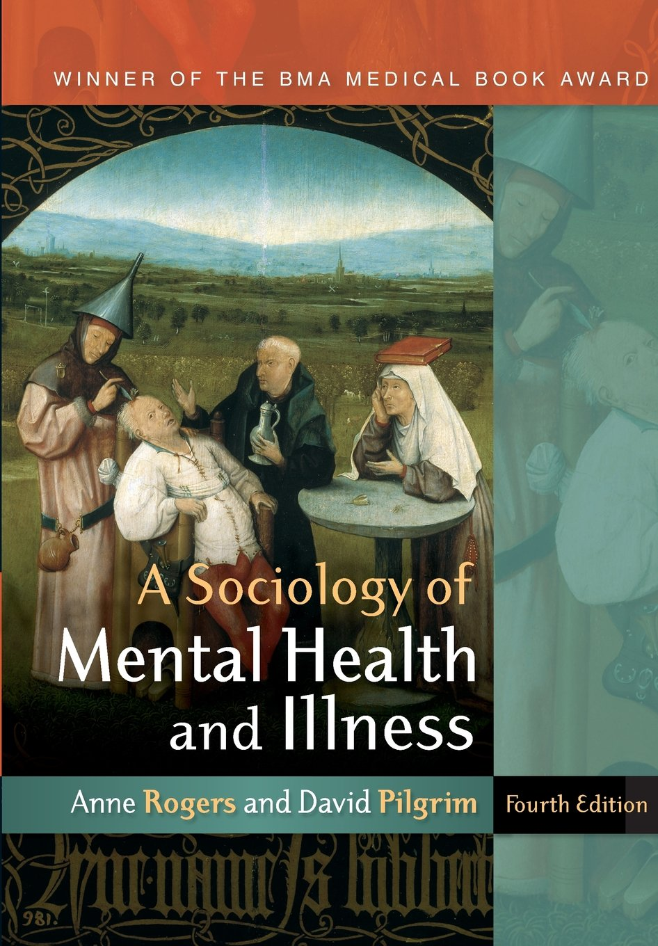 a sociology of mental illness
