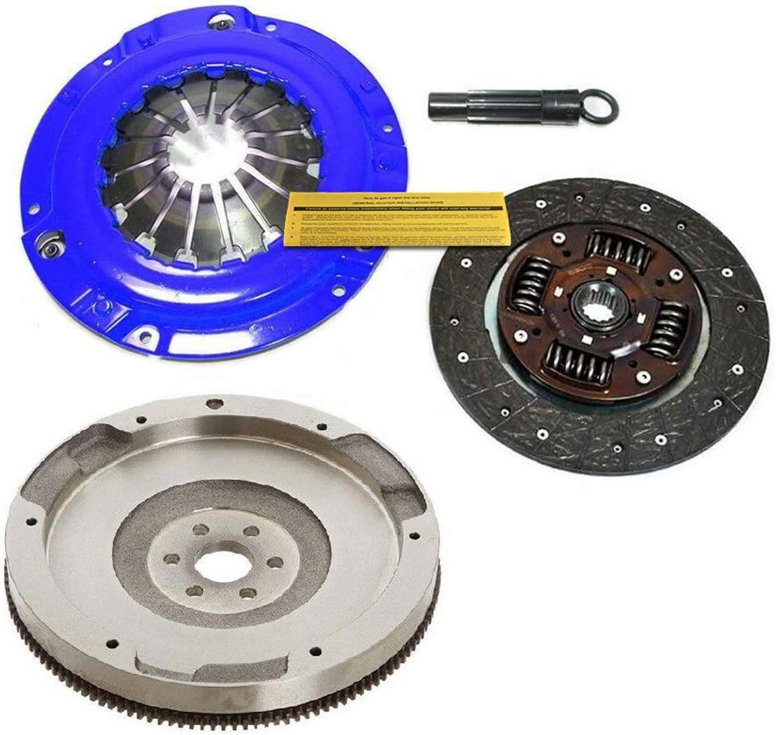 EFT Stage 2 CLUTCH /& Flywheel FOR 05-11 Chevy Cobalt HHR Pontiac G5 2.2 DOHC 2.4