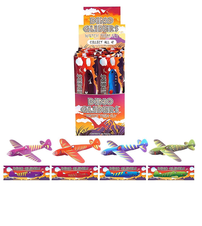 HENBRANDT 24 x Dinosaur Gliders