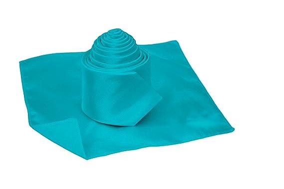 The Gorgeous 1 - Corbata - para hombre azul agua Talla única ...