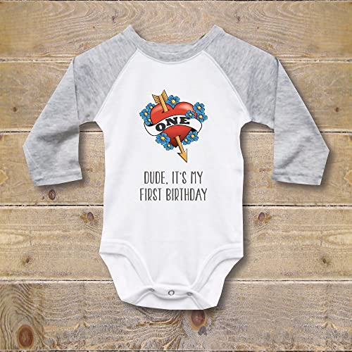 Amazon First Birthday Shirt Boy One Year Old Outfit Handmade