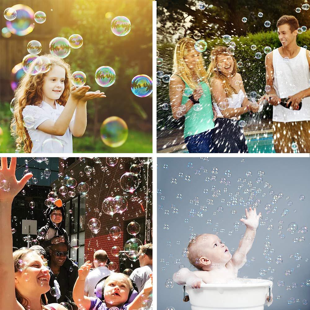 Amazon.com: 32 unidades de 8 colores Mini bandas de burbujas ...