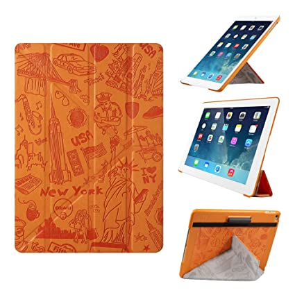 ozaki ipad air 2 cover  OZAKI O!coat Travel Versatile New Generation 360 Degrees Multi Angle ...