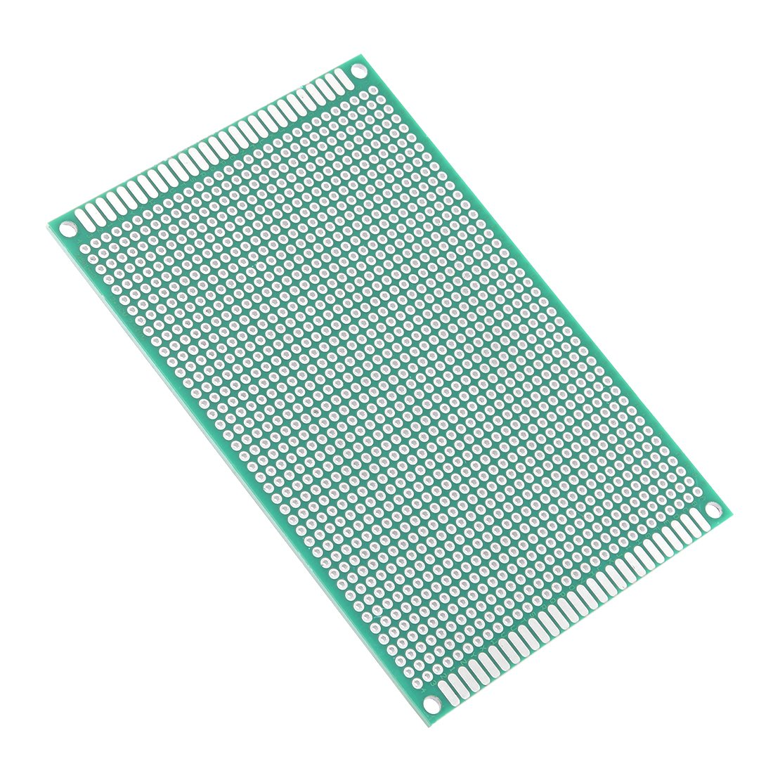 uxcell 2x8cm Double Sided Universal Printed Circuit Board for DIY Soldering 25pcs