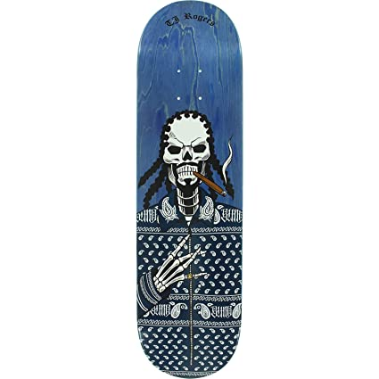 9ea3dc39ef Amazon.com : Blind Rogers Reaper Deck 8.25 Blue Veneer : Sports ...