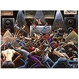 (28x36) Frank Morrison Jump Off Art Print Poster