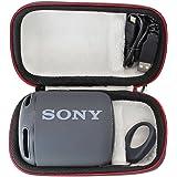 para Sony SRS-XB10B- Altavoz inalámbrico Bluetooth portátil Viajar Difícil Caso Bag por VIVENS