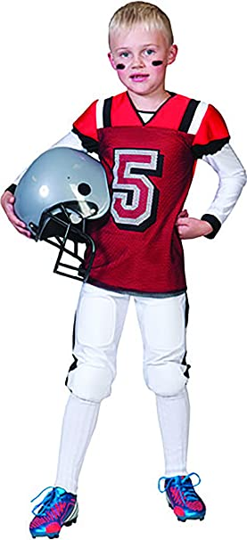 Halloweenia - Disfraz de quarterback de fútbol americano ...
