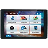 """Rand McNally OverDryve 8 Pro 8"""" Truck GPS Tablet with Dash Cam and Bluetooth"""