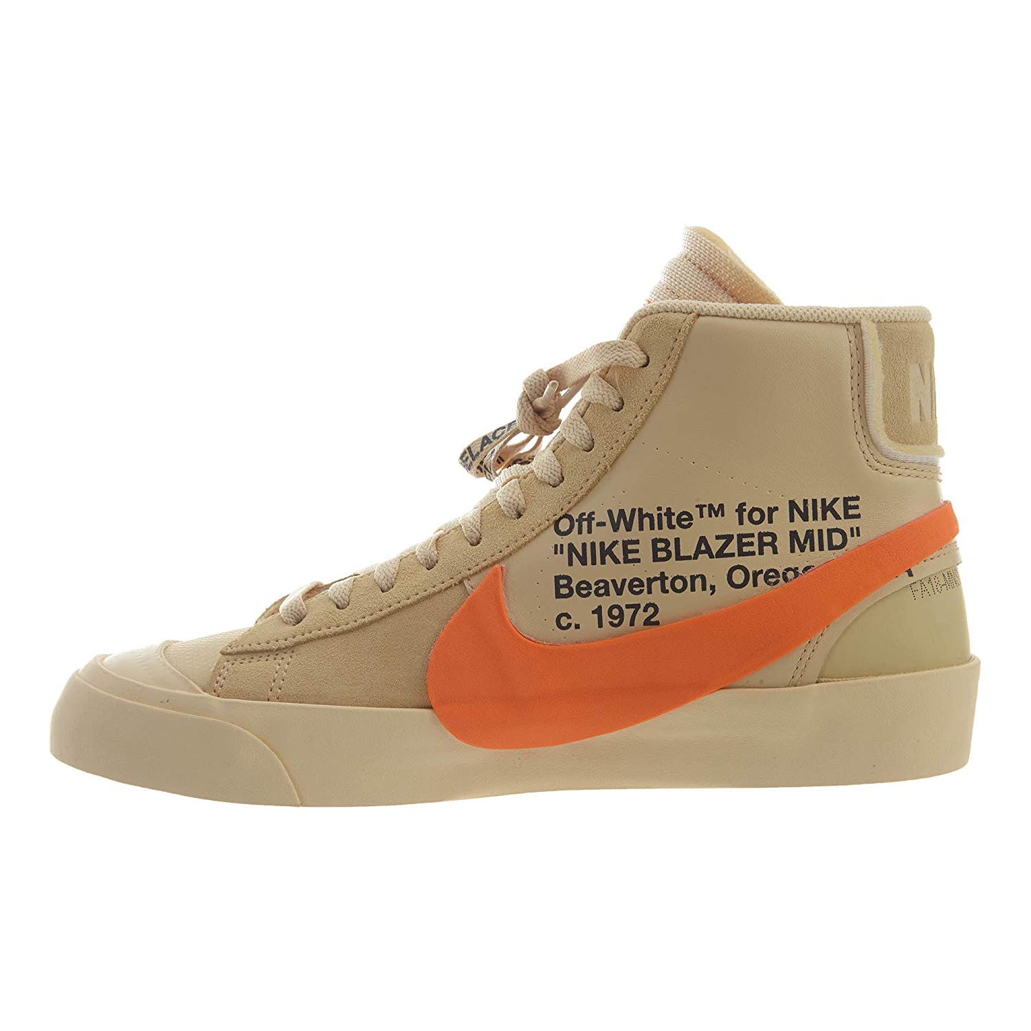 the latest 0d2db 8fd66 Amazon.com   Nike Blazer Mid Off-White All Hallow S Eve Mens   Shoes