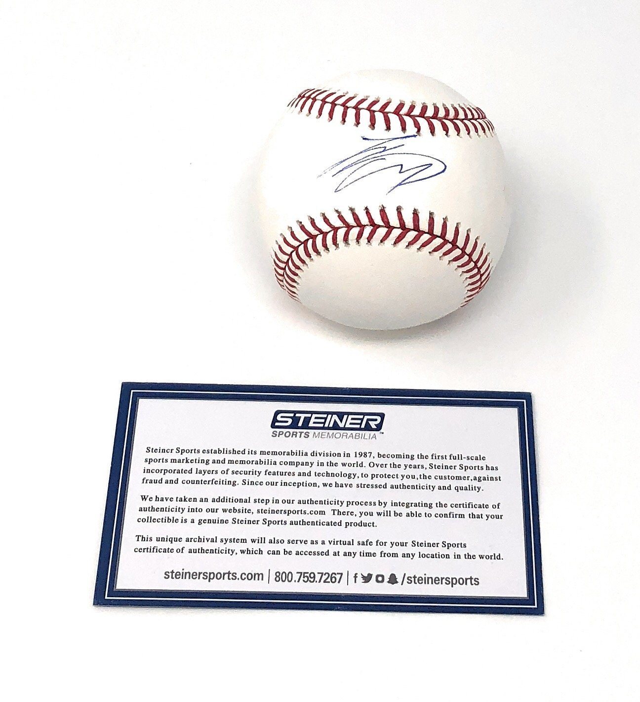 f70ff1da Shohei Ohtani Los Angeles Angels Signed Autograph Official MLB ...