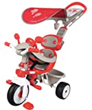 Smoby - 434208 - Baby Driver Confort - Tricycle - Rouge
