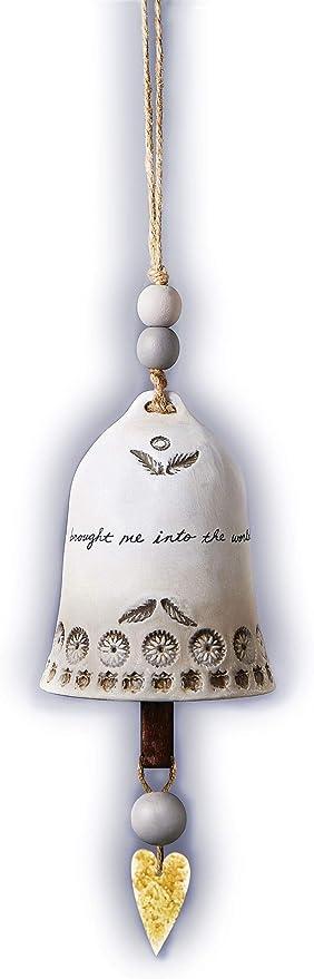 Studio M Mom Ceramic Bell