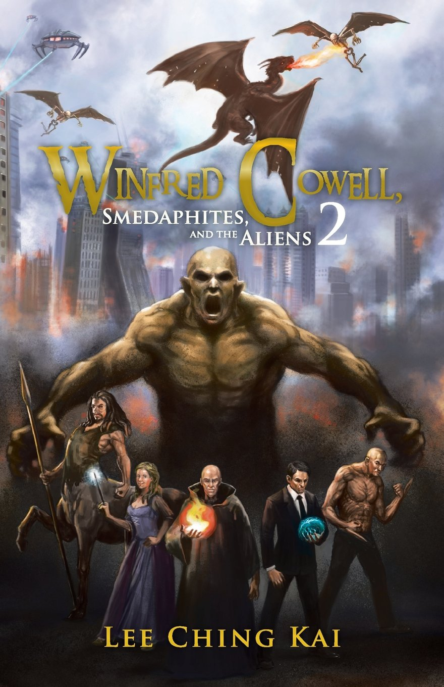 Winfred Cowell, Smedaphites, and the Aliens 2 PDF