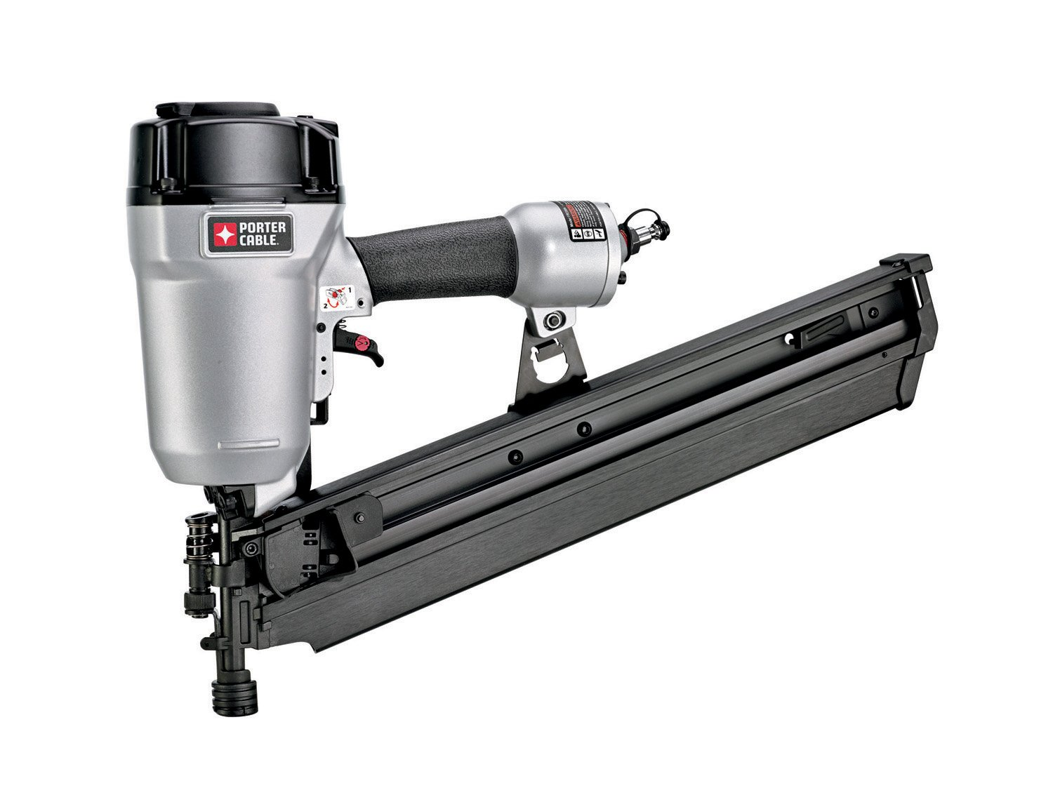 PORTER-CABLE FR350A Round Head 2-Inch to 3-1/2-Inch Framing Nailer ...