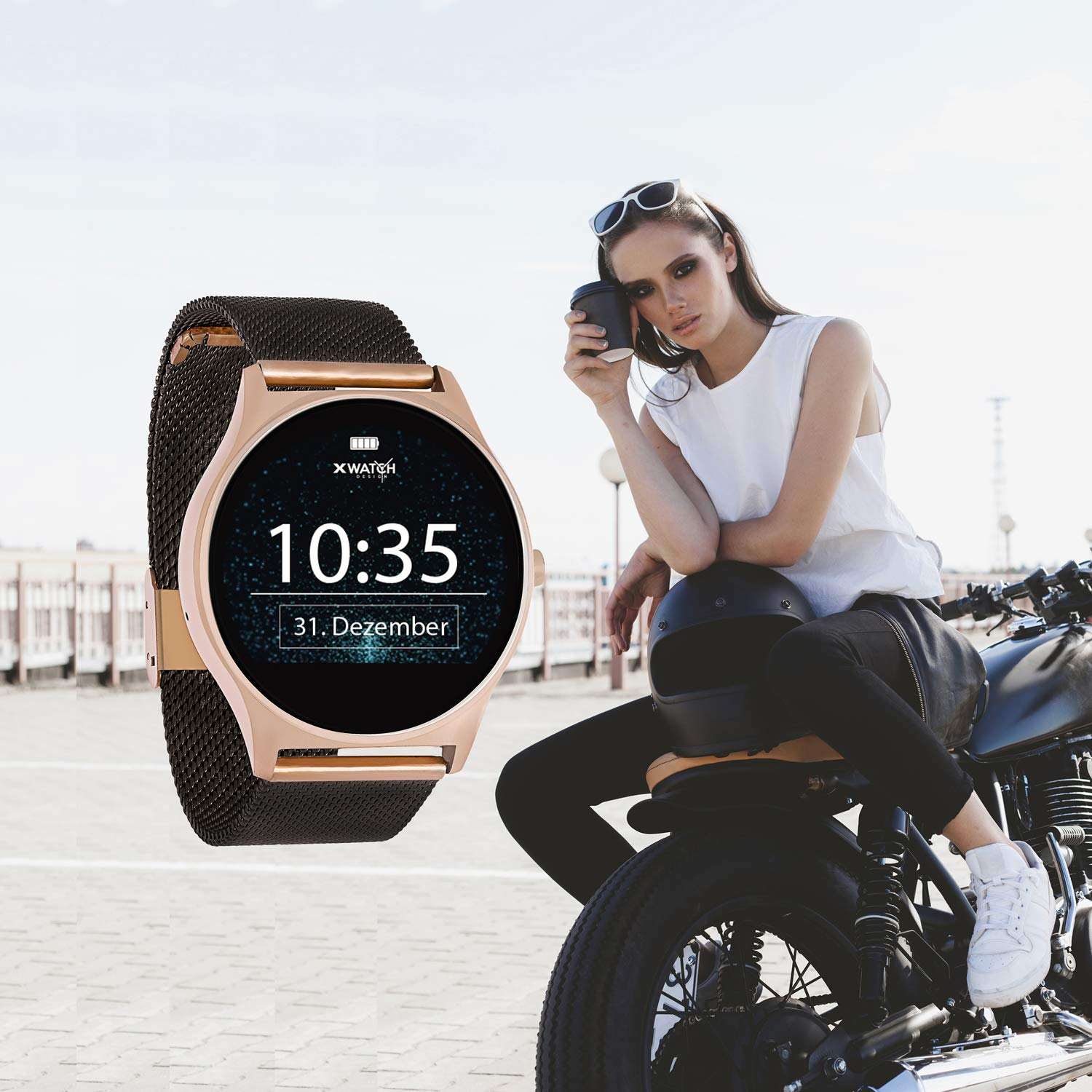 X-Watch Damen Smartwatch - die beliebtesten Damen Smartwatches