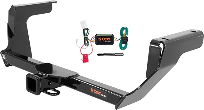 CURT Manufacturing 99320 Class 3 Hitch Kit and Wiring Harness