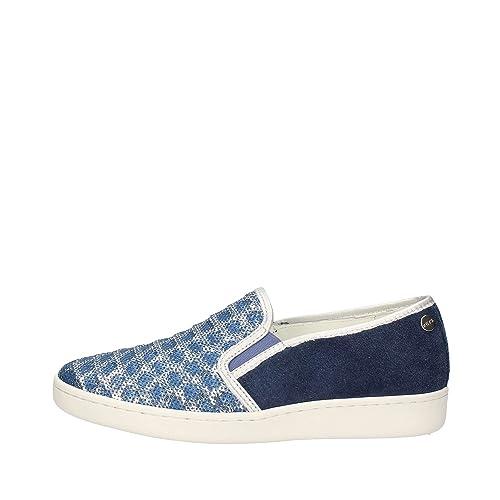 Keys - Mocasines para mujer azul Avio 35: Amazon.es: Zapatos y complementos
