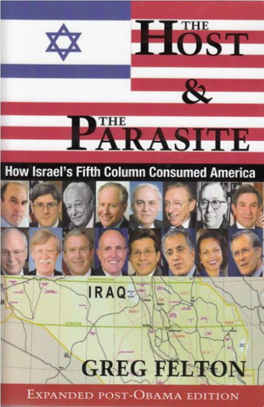 The Host and the Parasite - How Israel's Fifth Column Consumed America