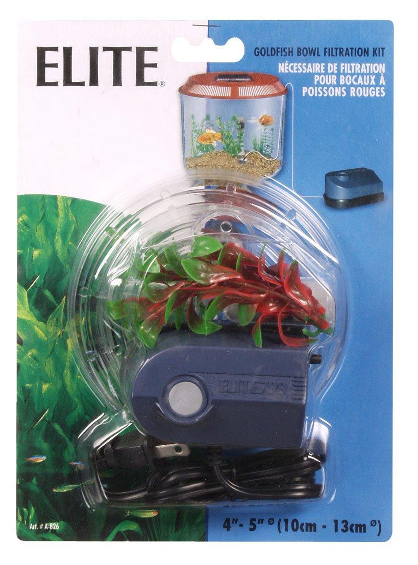Elite goldfish Bowl Accessory Kit, Small