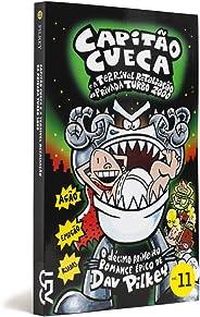 Capitão Cueca - Volume 11