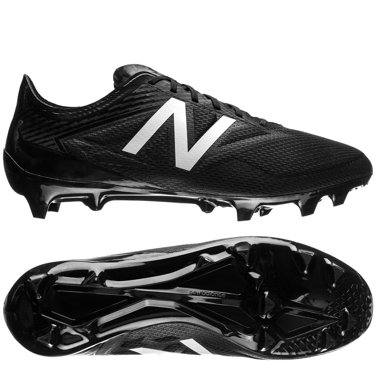 New Balance Men's Msfpfb33 B01N0GJYHK 12 2E US|Black