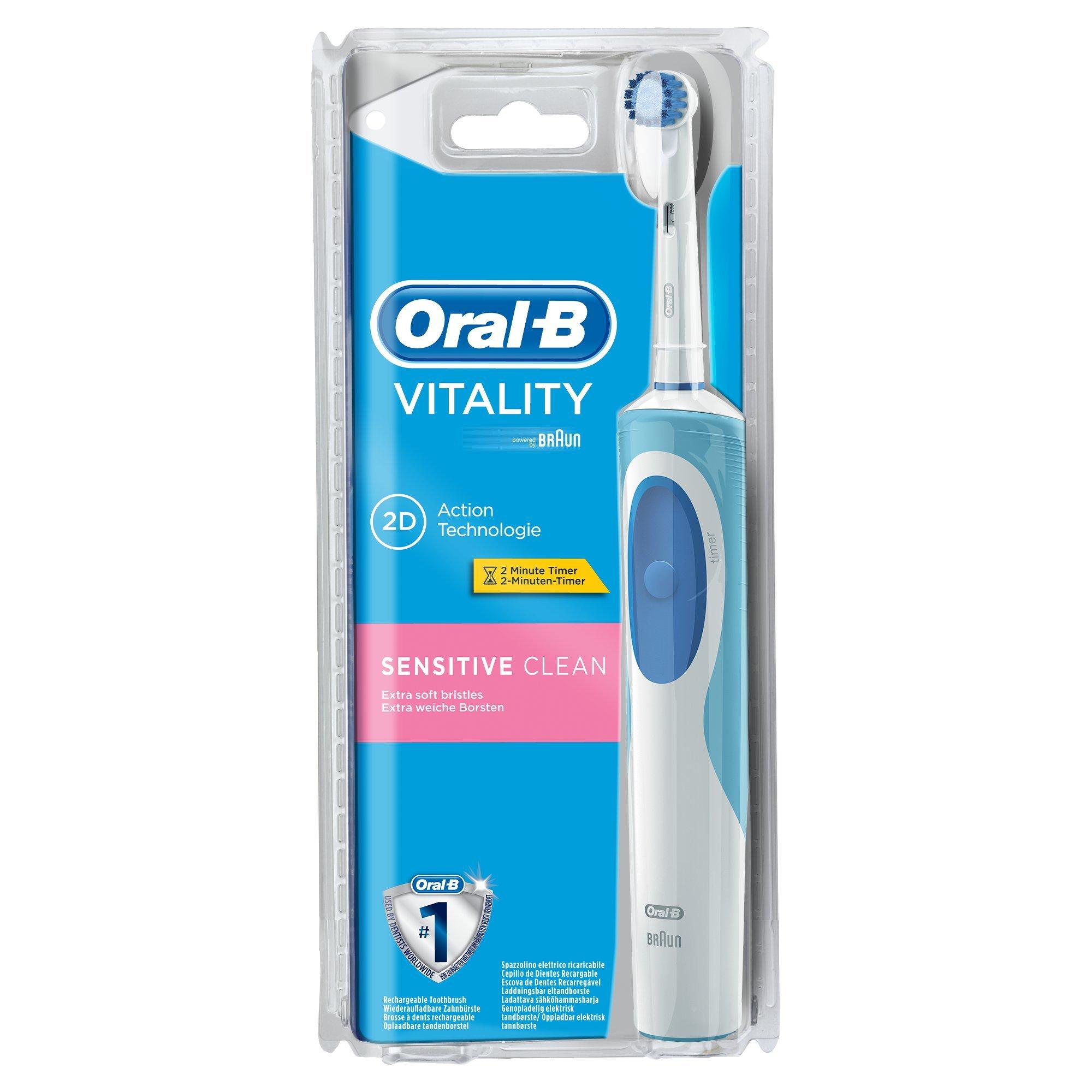 Oral-B Vitality D12513 Sensitive Cepillo de dientes con cabezal product image