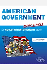 American Government Made simple. Le gouvernement americain facile Paperback