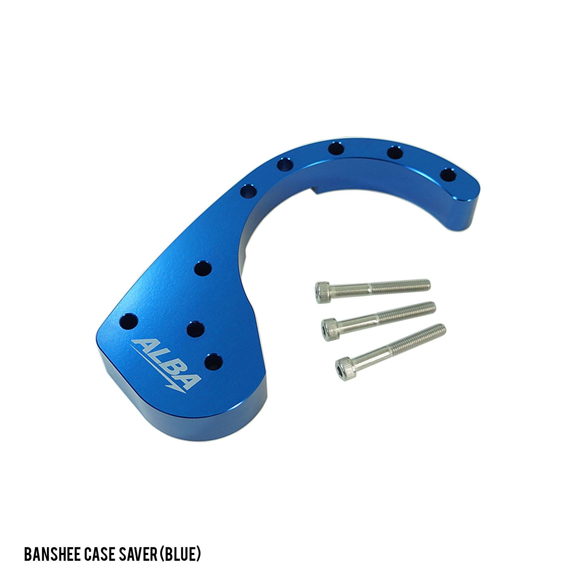 Yamaha Banshee Case Saver Blue (1987-2006)