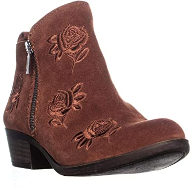 92961b437751 Lucky Brand Womens Basel 5 Closed Toe Ankle Fashion Boots  Amazon.co ...