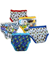 Disney Little Boys' Toy Story 5-Pack Brief