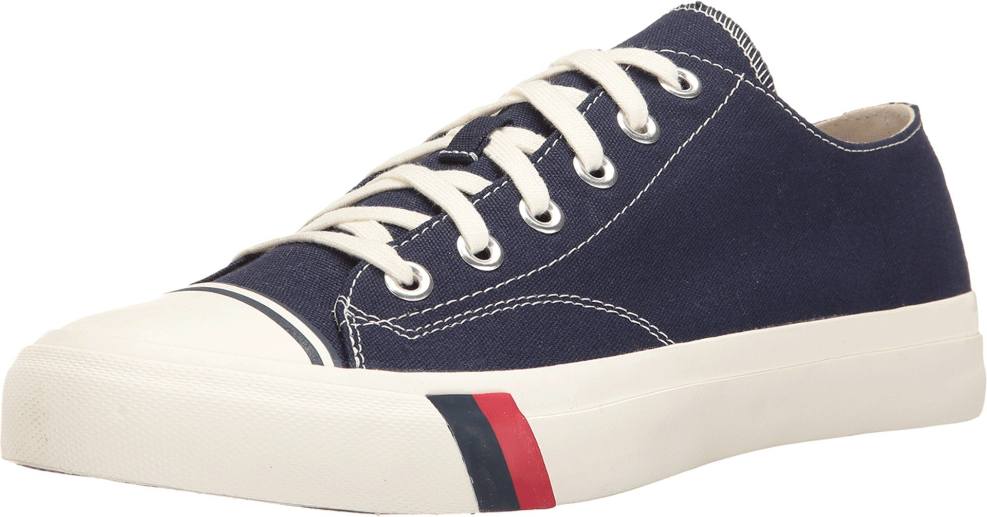 Keds Men's Pro Royal Lo Classic Canvas Navy Athletic Shoe