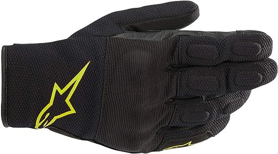 Alpinestars Motorradhandschuhe S Max Drystar Gloves Black Yellow Fluo Black Yellow Fluo M Auto