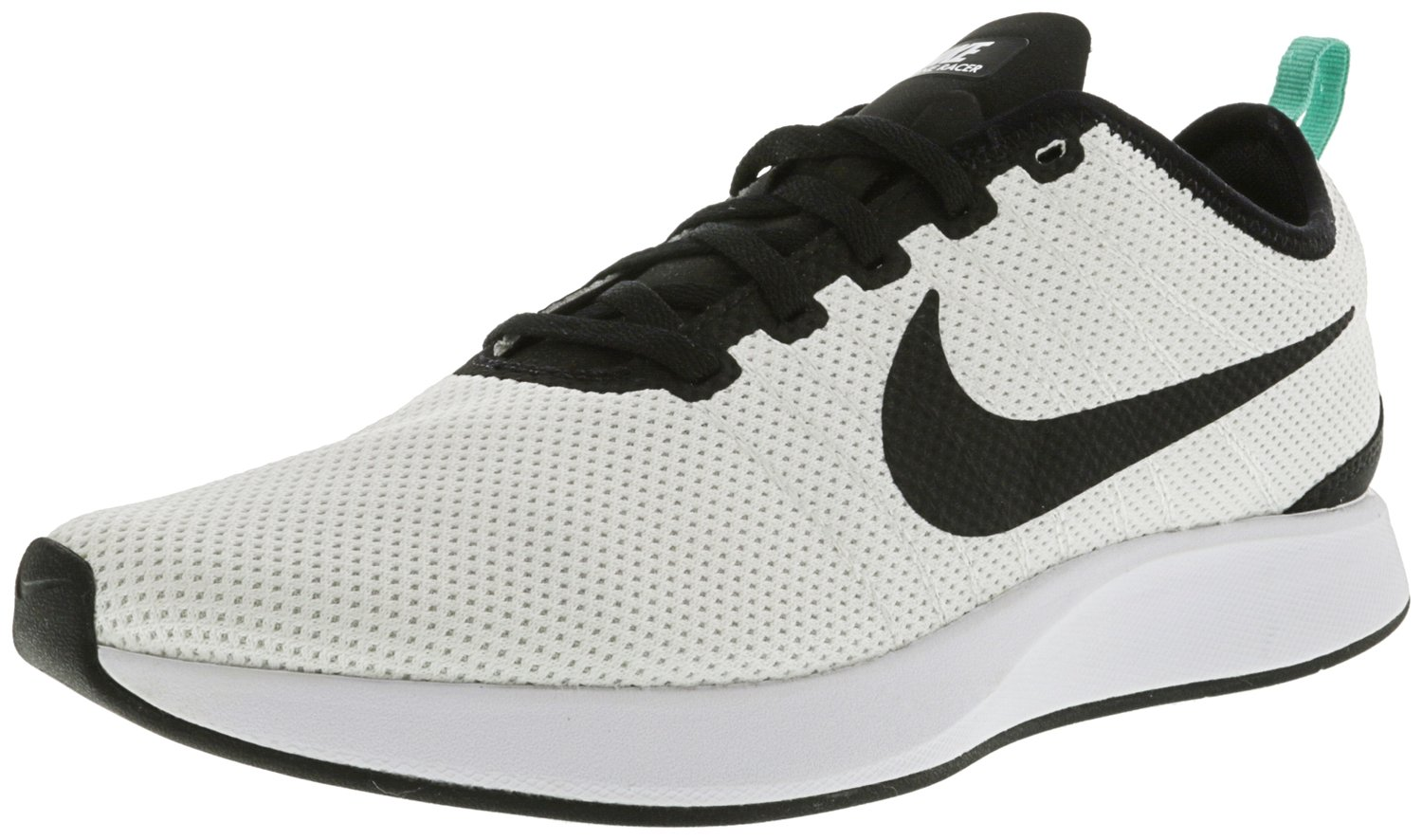 NIKE Men's Dualtone Racer Se Ankle-High Running Shoe B079QD4TYB 12.5 D(M) US|White/Black/Pure Platinum