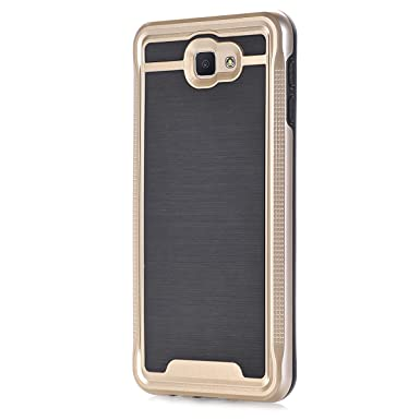 check out d4f0d d267a SDB Galaxy J7 Prime Brushed Case, TPU PC 360 Cover Full-body Rugged ...