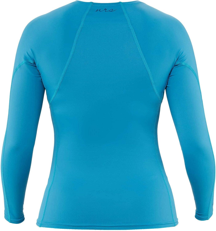 NRS Womens H2Core Rashguard Long Sleeve Shirt