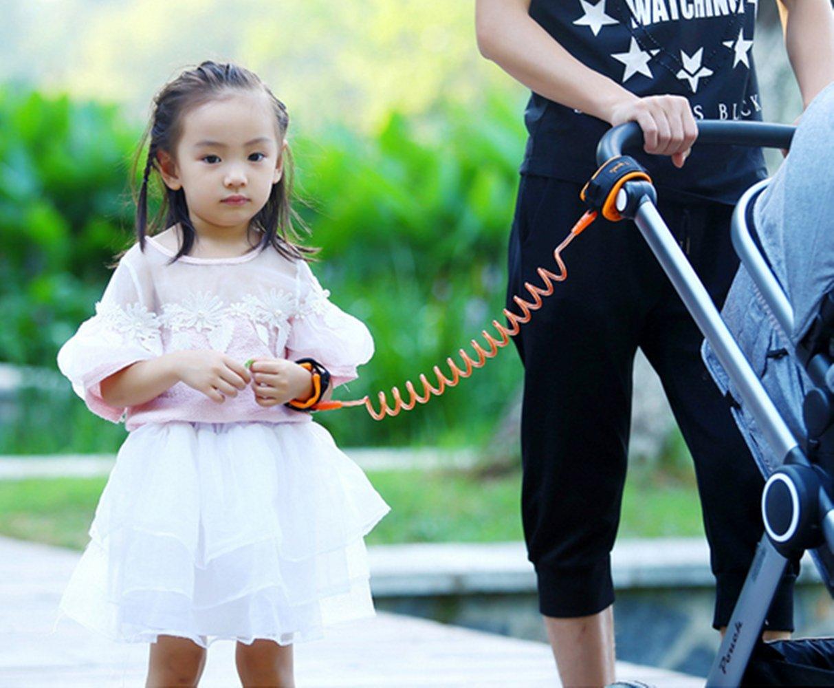 Reisen und Sicherheit mit Gelenk-Verbindung mit 23/ 1.5/m Ecosway Kinder anti-lost extension-type Kinder-Traction Seil Shopping