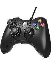 Maexus Xbox 360 Controller, Wired Gamepad für Xbox 360 Windows Micsoft (Windows XP, Vista, 7, 8, 8.1, 10)
