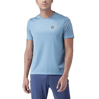 2Go Activewear Men's Printed Regular Fit T-Shirt at Amazon Men's Clothing store